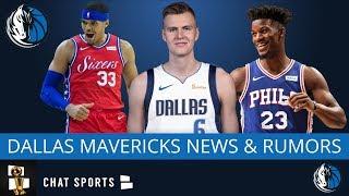 Dallas Mavericks Rumors: Kristaps Porzingis, Free Agency, Jimmy Butler & Tobias Harris To Dallas?