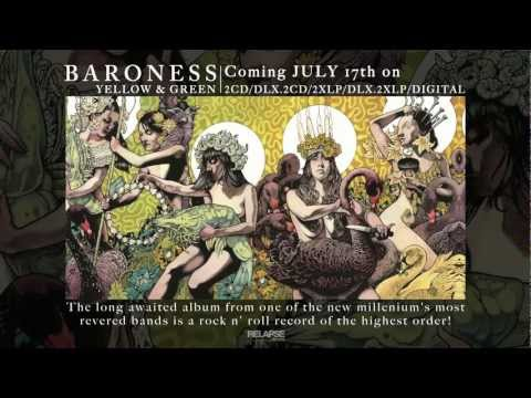 Baroness - March To The Sea - YouTube