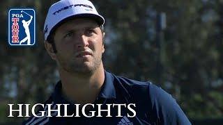 Jon Rahm's extended highlights   Round 2   Farmers