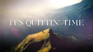"""Morgan Wallen - """"Quittin' Time"""" (Official Lyric Video)"""