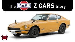 The Datsun/Nissan Z Cars Story