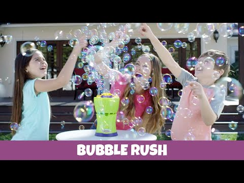 Gazillion Bubbles Bubble Rush