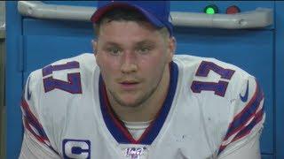 Bills Vs Texans Crazy Final Minutes! (Wild Card)