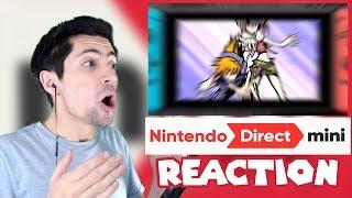 Nintendo Direct Mini 1-11-18 Reaction Highlights!