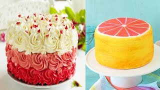 Best Satisfying Cake Decorating Compilation #94 💛 Most Amazing Cakes Styles & Ideas 2018