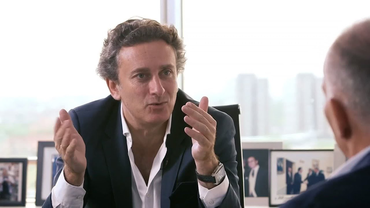 Motorsport Show Exclusive - Interview with Formula E Alejandro Agag