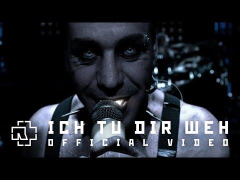 video musica rammstein: