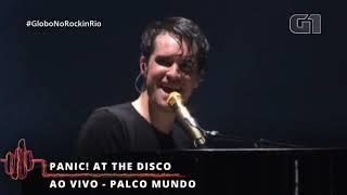 Bohemian Rhapsody - Panic! at the Disco - Rock in Rio 2019
