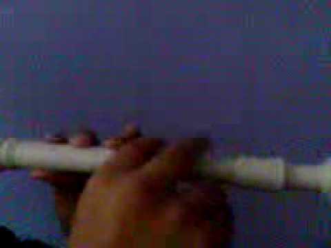 Canciones simples con flauta dulce