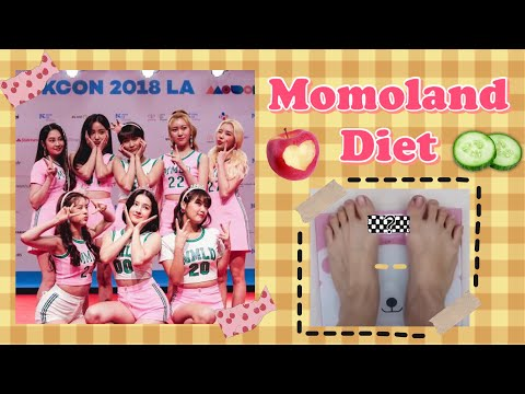 I TRIED MOMOLAND DIET FOR 5 DAYS