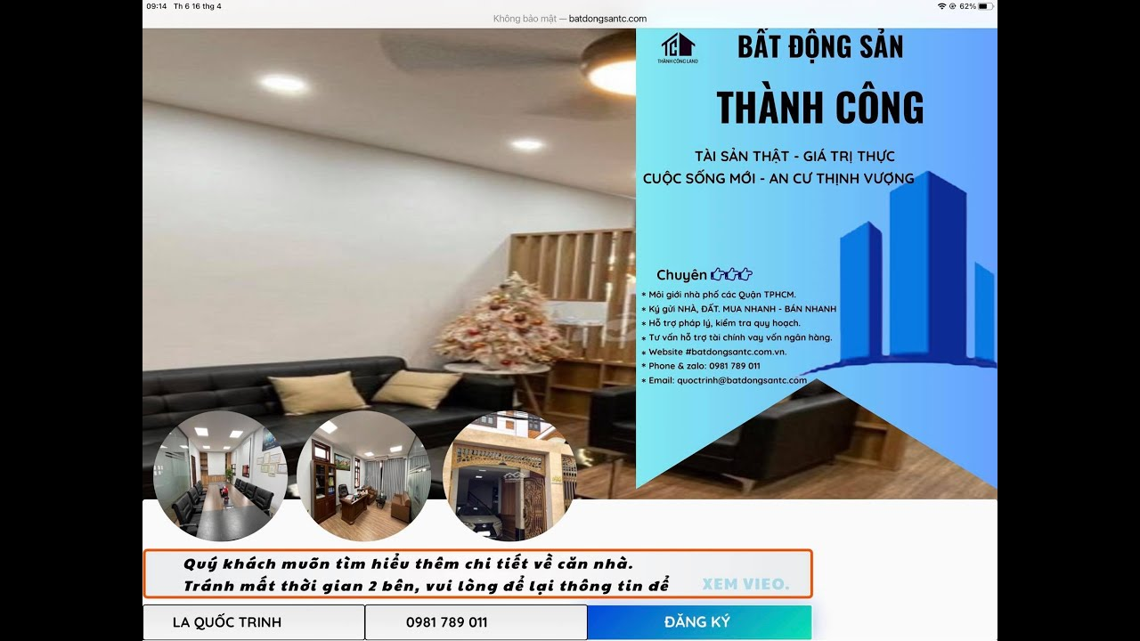 (Cực hiếm) MT Quốc Lộ 54, Châu Thành, Trà Vinh - 9500m2 chính chủ 8 tỷ video
