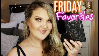 FRIDAY FAVORITES & FLOPS | IT COSMETICS, DECK OF SCARLET