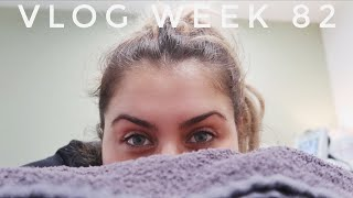 VLOG WEEK 82 - I GOT MY FAT FROZEN  | JAMIE GENEVIEVE