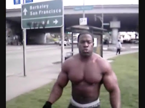 Kali muscle 2012 contra costa bodybuilding show over all winner