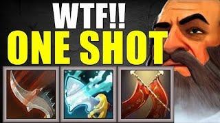 WTF One Shot Duel Build | Dota 2 Ability Draft