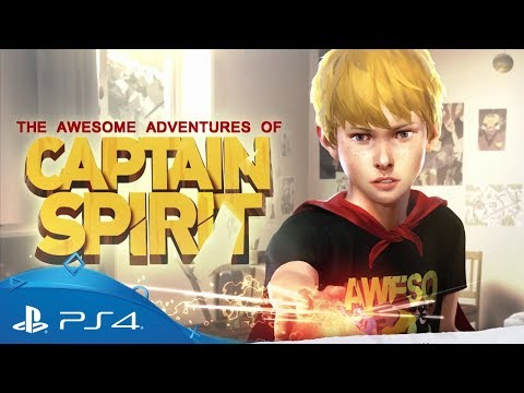 Captain Spirit | E3 2018 Announce Trailer | PS4
