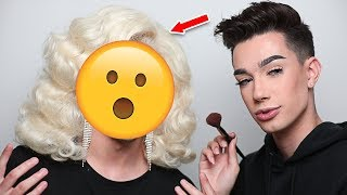 LOOK AT WHAT HE TURNED ME INTO... (ft. James Charles)