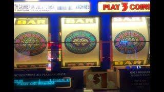 JACKPOT LIVE★Triple Double Diamond Slot Handpay on Free Play ! San Manuel Casino, Akafujislot