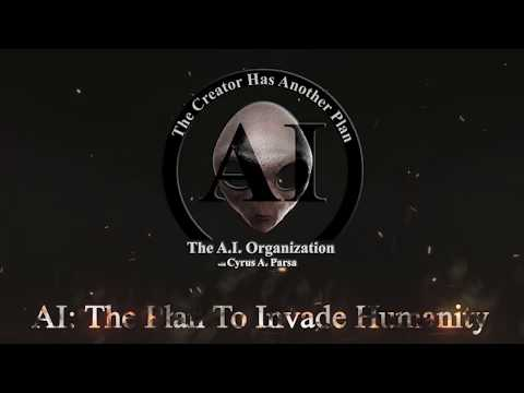 AI The Plan to Invade Humanity Official Trailer