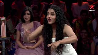 Rashmi Gautam And Poorna Dances With Much Ease.....