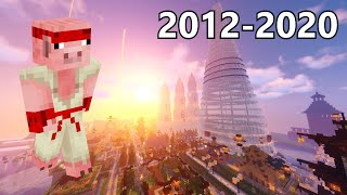 How a base survived 8 years on 2b2t