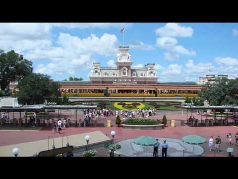 Magic Kingdom: Entrance audio loop