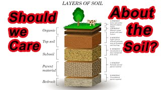 Why Should I Care About the Soil? How Does it Affect My Health, Our Food, And the Future?