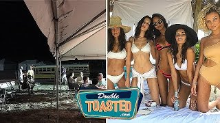 FYRE FESTIVAL MUSIC FESTIVAL DISASTER EXPLAINED - Double Toasted Funny Podcast Highlight