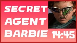 Secret Agent Barbie Speedrun (14:45) *Former WR*