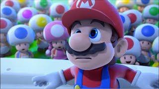 Mario + Rabbids Kingdom Battle Playthrough Part 1