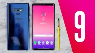 Samsung Galaxy Note 9 hands-on