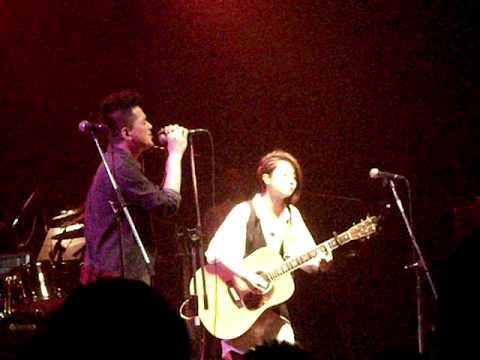 20110916黃耀明+盧凱彤〈馬路天使〉【上流社(交舞)會】@Legacy Taipei