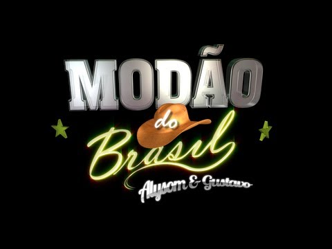 Baixar PROGRAMA MODÃO DO BRASIL COM ALYSOM E GUSTAVO.