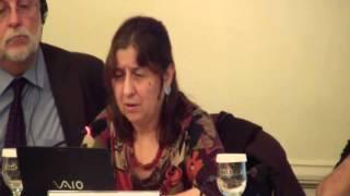 Ομιλία Ζωής Γεωργαντά στην εκδήλωση του ΙΓΜΕΑ