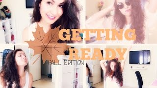 Getting Ready | Edition d'Automne ✿