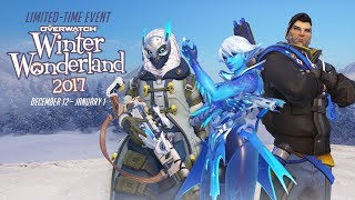 Overwatch is now a Winter Wonderland