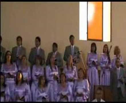 A cualquiera parte...Coro Catedral Pentecostal de Chile