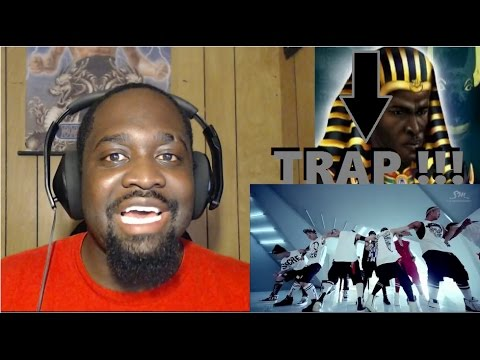 Henry 헨리_TRAP_Music Video (with Kyuhyun & Taemin) Reaction
