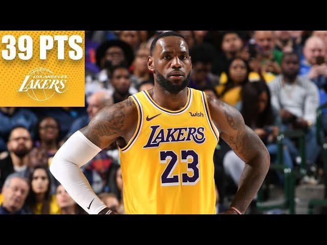 NBA/快35歲又怎樣?詹皇「我沒有傷」 回應外界疑問