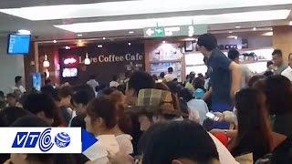 Hành khách kể chuyện máy bay hạ cánh ở Lào | VTC