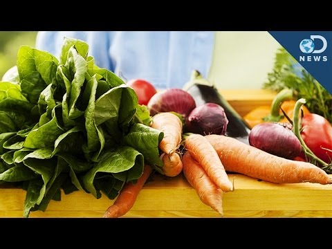 Why Eating Organic Is Better! - DNews  - IzOaB0MQVlw -