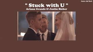 [THAISUB] Stuck with U - Ariana Grande & Justin Bieber