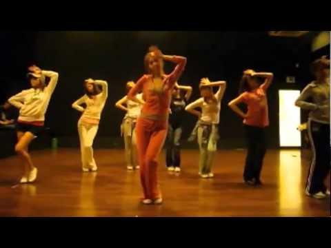 SNSD/Girls' Generation - Chocolate Love mirrored Dance Practice