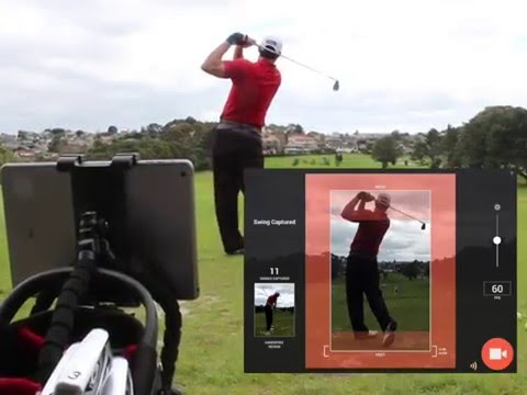 SwingProfile Auto Capture Short | Golf