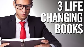 3 BOOKS THAT CHANGED MY LIFE 📕 (Wealth, Happiness & Investing)