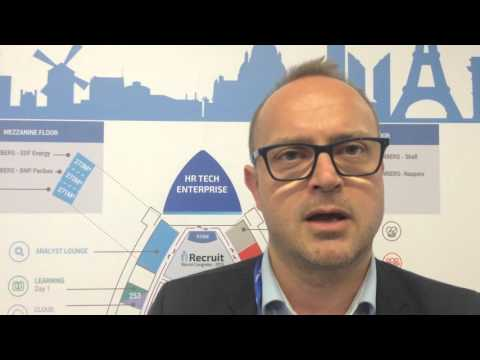 Gerard Mulder Textkernel HR Tech World 2015
