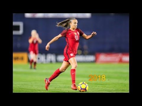 Mallory Pugh Crazy Football ● Skills Tricks & Goals |HD