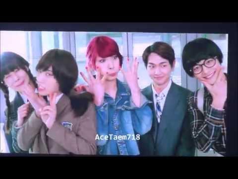 150315 SHINee TOKYO DOME - VCR