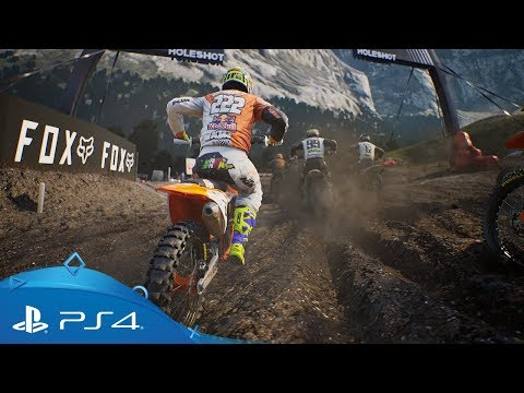MXGP PRO | Announcement Trailer | PS4