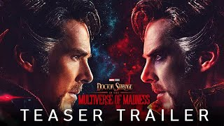 Marvel Studios' Doctor Strange 2 in the Multiverse of Madness - First Trailer Concept | MCU Phase 4